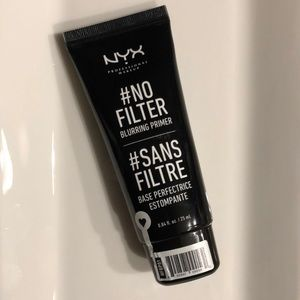 NYX NO FILTER BLURRING PRIMER